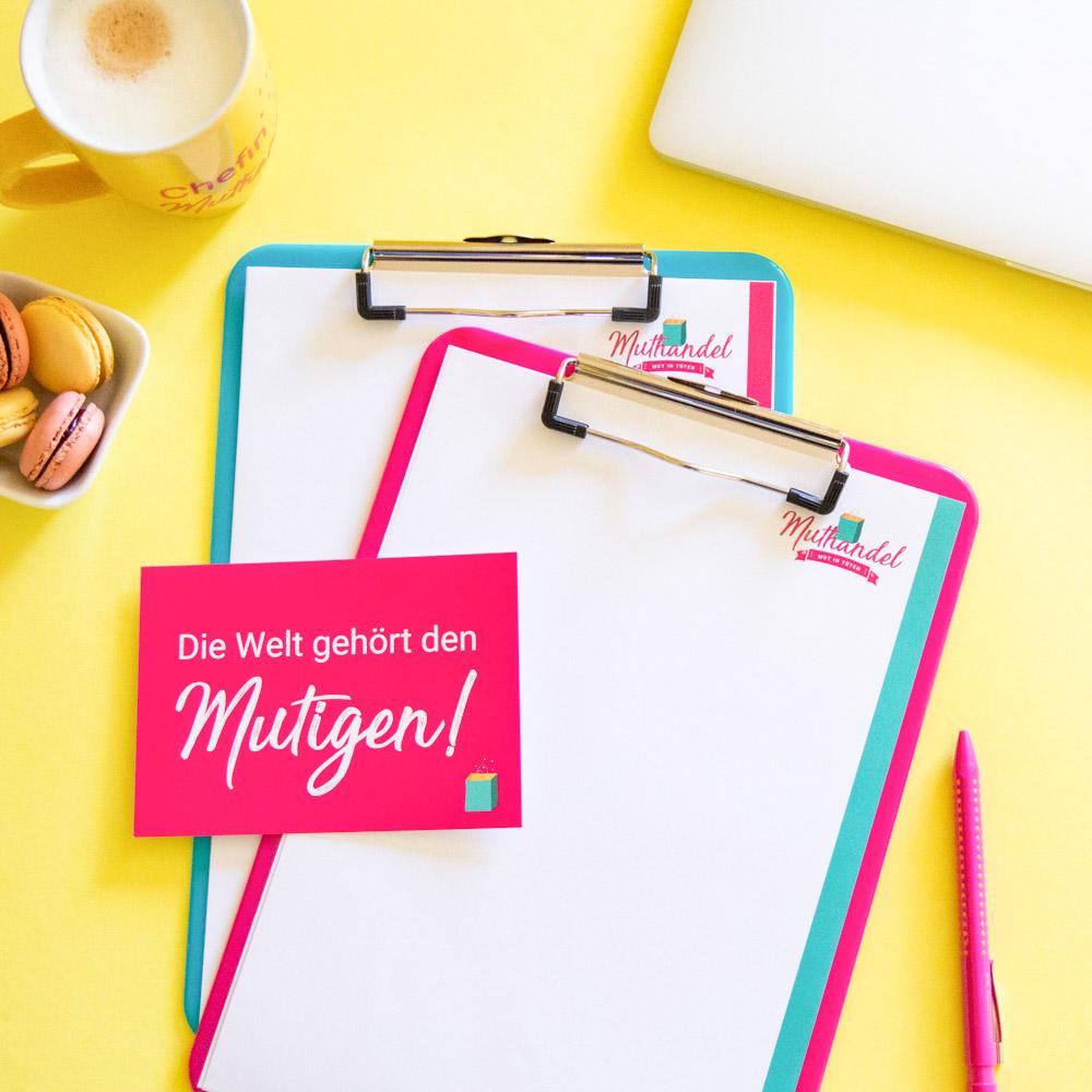 Referenz, Postkarte, Design, Corporate Design, Gestaltung, Briefpapier